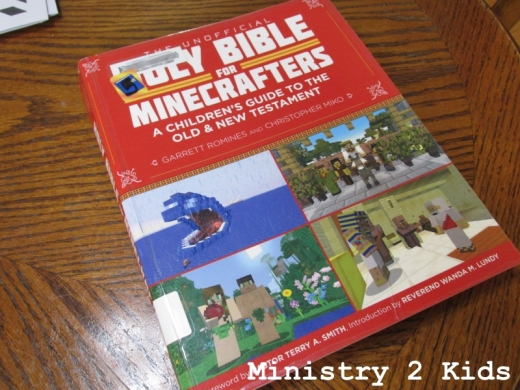 minecrafters-bible
